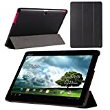 Poetic Slimline Case for ASUS MeMo Pad 10 Smart ME301T 10.1 Tablet Black (3 Year Manufacturer Warranty From Poetic)