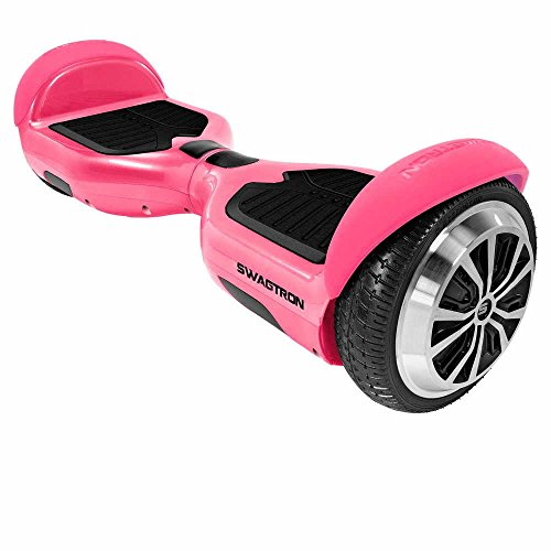 Swagtron T1-UL2272 Hands Free Two Wheel Self Balancing Electric Scooter