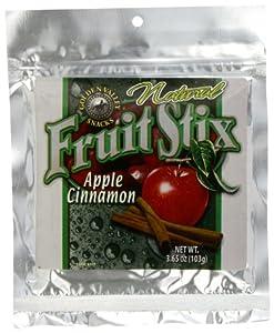 Golden Valley All Natural Fruit Stix,  Apple Cinnamon, 0.22 Pound