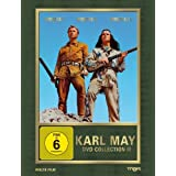 Karl May Winnetou Collection Three - 3-DVD Box Set ( Winnetou I / Winnetou II / Winnetou III ) ( Winnetou 1 / Winnetou 2 / Winnetou 3 (Winnetou One / Winnetou Two / Winnetou Three) [ Origine Allemande, Sans Langue Francaise ]par Lex Barker
