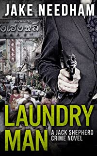 (FREE on 7/7) Laundry Man by Jake Needham - http://eBooksHabit.com