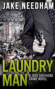 LAUNDRY MAN (A Jack Shepherd crime novel)