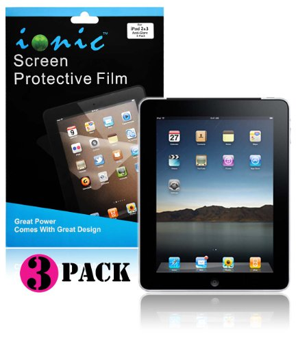 IONIC Screen Protector Film MATTE (Anti-Glare) for 