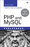 img - for PHP and MySQL Phrasebook (Developer's Library) book / textbook / text book