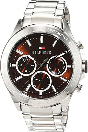 Tommy Hilfiger Herren-Armbanduhr Sophisticated Sport Analog Quarz Edelstahl 1791229 thumbnail