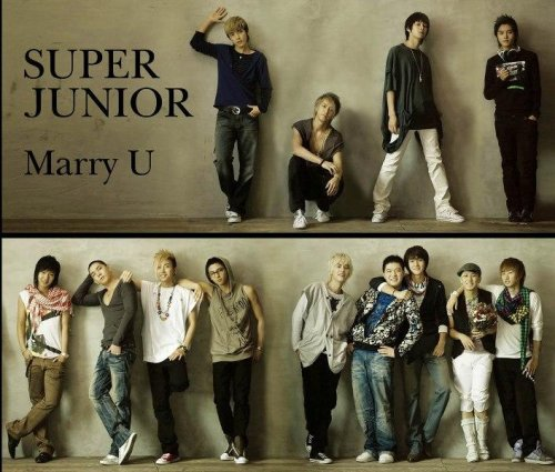 Special Single-Marry U-(DVD付)をAmazonでチェック!