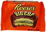 Hershey's Reese's Big Cups 39 g (Pack of 8)