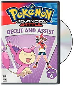 Pokemon Advanced Battle, Vol. 6