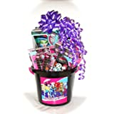 Monster High Doll & More Gift Basket- Filled with All Monster High Goodies Great for Easter or Birthday by Mattel