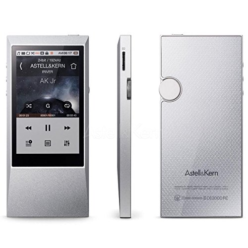 iriver ASTELL & KERN AK JR 3.1in LCD Touch screen 64GB, MQS music player USB DAC [海外直発送]