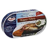 Appel Smoked Kipper Fillets in Oil and Own Juice 6.7 oz