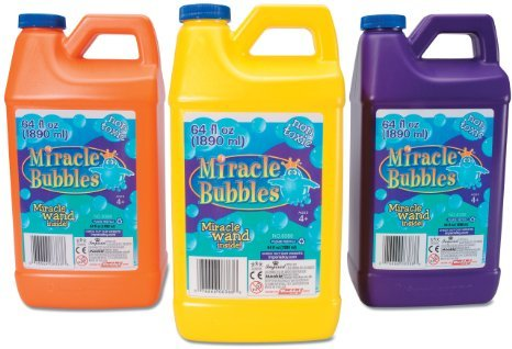 Miracle Bubble Jar 64 oz, Packaging