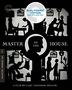 Criterion Collection: Master of the House [Blu-ray + DVD]