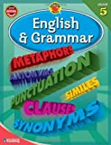 English & Grammar, Grade 5 (Brighter Child Workbooks)