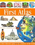 DK First Atlas (DK First Reference Series)
