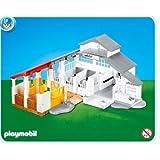 PLAYMOBIL 7392 - Boxes supplémentaires pour centre équestre