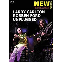 Larry Carlton & Robben Ford-Unplugged