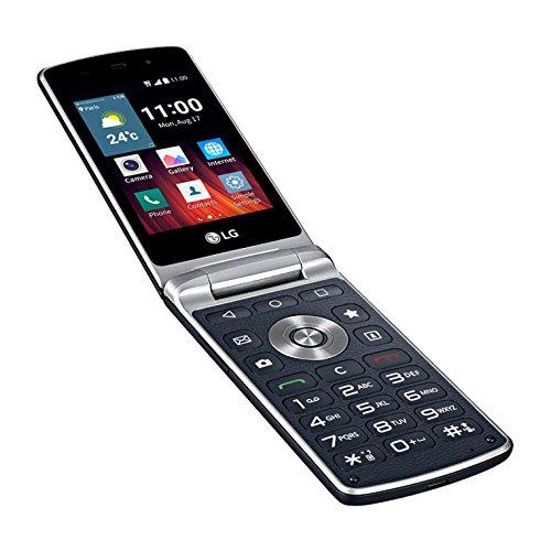 LG H410 Wine Smartphone, 4 GB, Marchio TIM, Blu/Nero [Italia]
