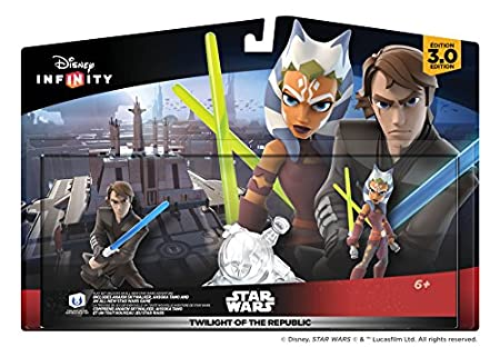 Disney INFINITY 3.0 Edition: Star Wars Twilight of the Republic Play Set - Not Machine Specific