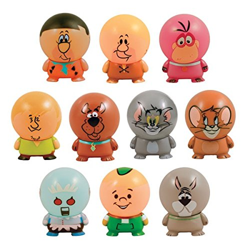 CARTOON CLASSIC BUILDABLE FIGURINES ~ SET OF 10