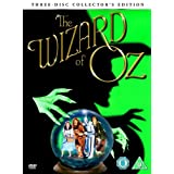 The Wizard Of Oz (3 Disc Collector's Edition) [DVD]by Judy Garland