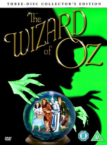 The Wizard Of Oz (3 Disc Collector's Edition) [DVD]