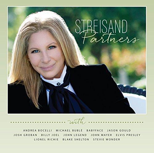 Barbra Streisand-Partners-(Deluxe Edition)-2CD-2014-gnvr Download