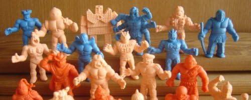 キン肉マン 29周年 記念 キンケシ 復刻版 10種 夢 超人タッグ :全10種 1 キン肉マン&キン肉マングレート(