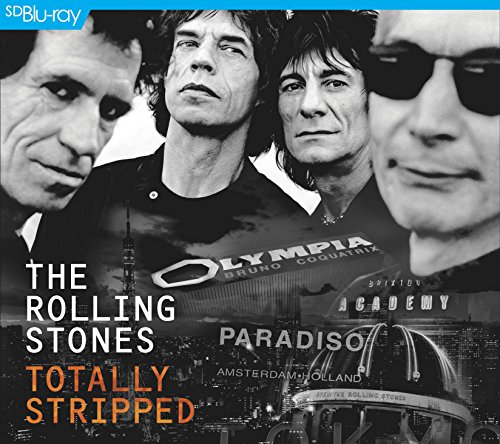 Totally Stripped [Blu-ray/CD]