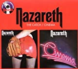 Nazareth The Catch / Cinema - 2 Album Set