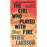 The Girl Who Played with Fire: Book 2 of the Millennium Trilogy (Vintage Crime/Black Lizard) ~ Stieg Larsson