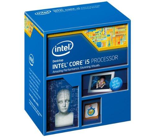Intel BX80646I54430 - INTEL CORE i5-4430 3.0GHz QUAD-CORE 6MB 84w HD4000 SKT1150 HASWELL CPU RETAIL