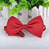 9 Colors Cute Lovely Pet Dog Bowknot Tie Bow Necktie Collar, Pet Clothing Dog Cat Puppy, Free Shipping Dropship Y52*MPJ141#M5