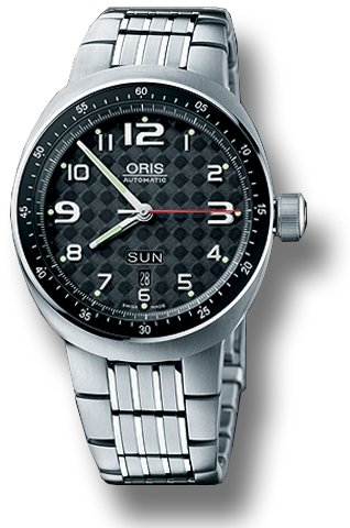 Oris Men's 635 7588 7064MB TT3 Automatic Watch