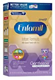 Enfamil Gentlease Infant Formula Milk-Based Powder with Iron, Refill Box, 32.2 Ounce (Packaging May Vary)