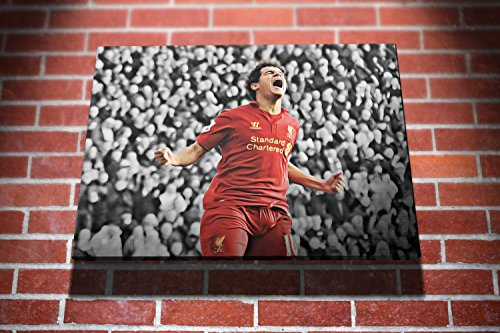 philippe-coutinho-liverpool-fc-football-gallery-framed-canvas-art-picture-print