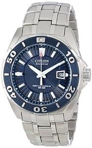 Citizen Men's BL1258-53L The Signature Collection Eco-Drive Perpetual Calendar Watch