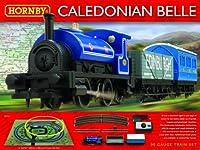 Hornby R1151 Caledonian Belle 00 Gauge Electric Train Set from Hornby Hobbies Ltd