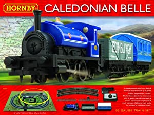 Hornby Trainset Caledonian Belle