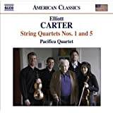 Carter: String Quartets Nos. 1 & 5