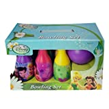 Disney Licensed: Fairies Tinkerbell Bowling Set in Display Box