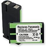 Replacement Battery For PANASONIC HHR-P104 KXTGA545