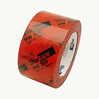 Shurtape hw 300 housewrap sheathing tape 2 1 2 in x 60 for Sheathing house wrap