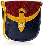 Holii Women's Sling Bag (Multi-color)