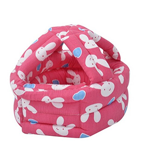 Baby Toddler Safety Helmet Headguard Harnesses Adjustable Children Hats Cap (One Size, I) (Baby Protection Helmet compare prices)