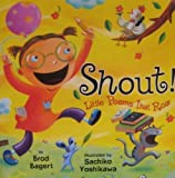 img - for Shout! Little Poems That Roar book / textbook / text book