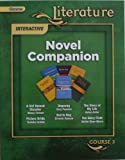 img - for Novel Companion, Course 3: A Girl Named Disaster / Picture Bride / Dogsong, Barrio Boy / The Story of My Life / The Glory Field (Glencoe Literature) book / textbook / text book