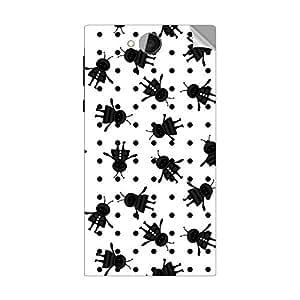 Garmor Designer Mobile Skin Sticker For ZEN ULTRAFONE 504- Mobile Sticker