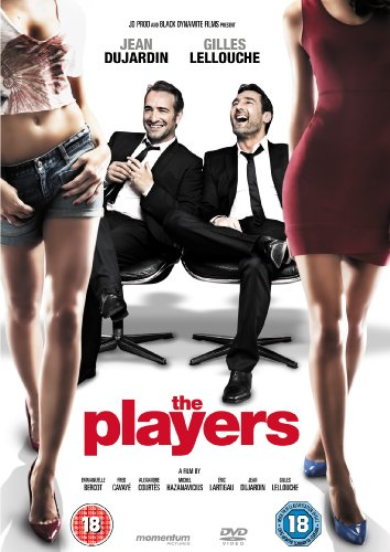 The players les infid les non usa format pal reg 2 for Jean dujardin sex