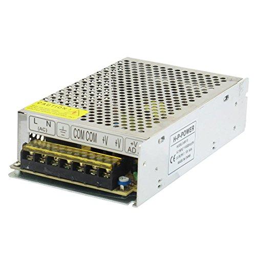 Sodial(R) 75W Dc 12V 6.6A Switching Power Supply For Led Strip Light 110V/220V